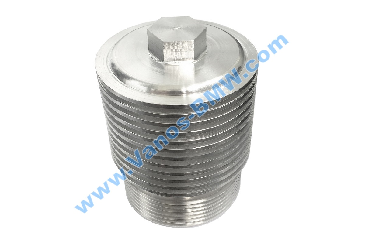 Filter Housing Dsg 6 Dsg 7 Of Aluminum Vag 02e305045 Vag
