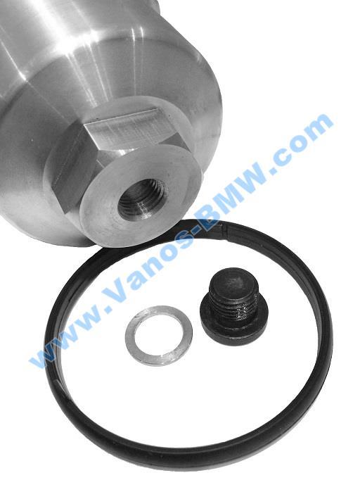 Oil Filter Housing Made Of Aluminum Vag 06d115408a  Vag 06d115408 B