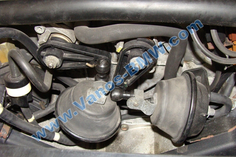 AUDI VW INTAKE MANIFOLD ACTUATOR LINK ARM SHORT 077198327A Replacement