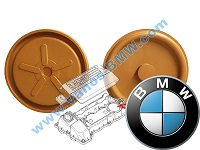 Membrane for cover N45, N45N BMW 11127526665, 11127568579