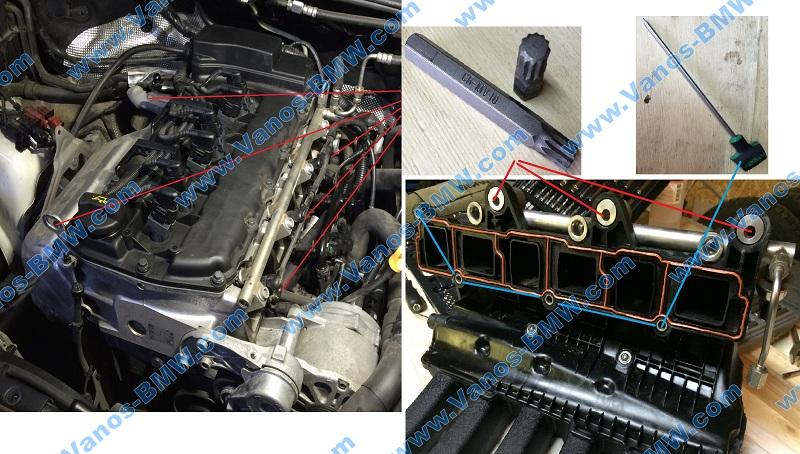 Porsche 95510513501, 95510513500, 95810513530, M55.01