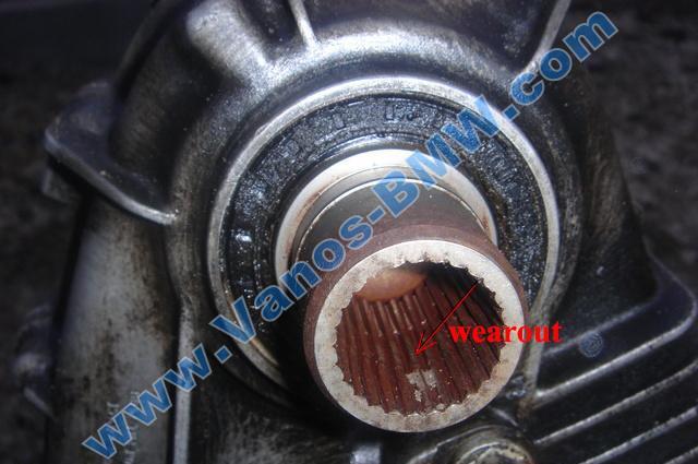 BMW X5 e53 Drive Line Shaft - Vanos BMW Repair kits for cars