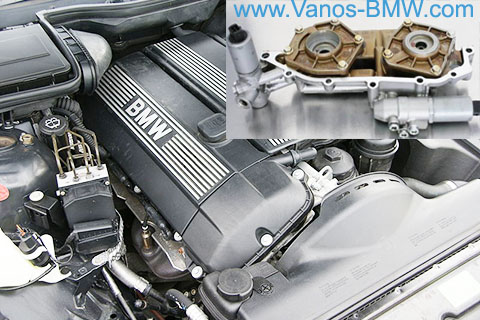 BMW Vanos Repair Kit, Vanos Repair Kit, BMW Vanos Seals ...