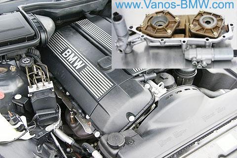 BMW X3 X5 Z3 Roadster Z4 E38 E39 E46 E53 E60 E61 E65 Vanos soloenoid piston M54