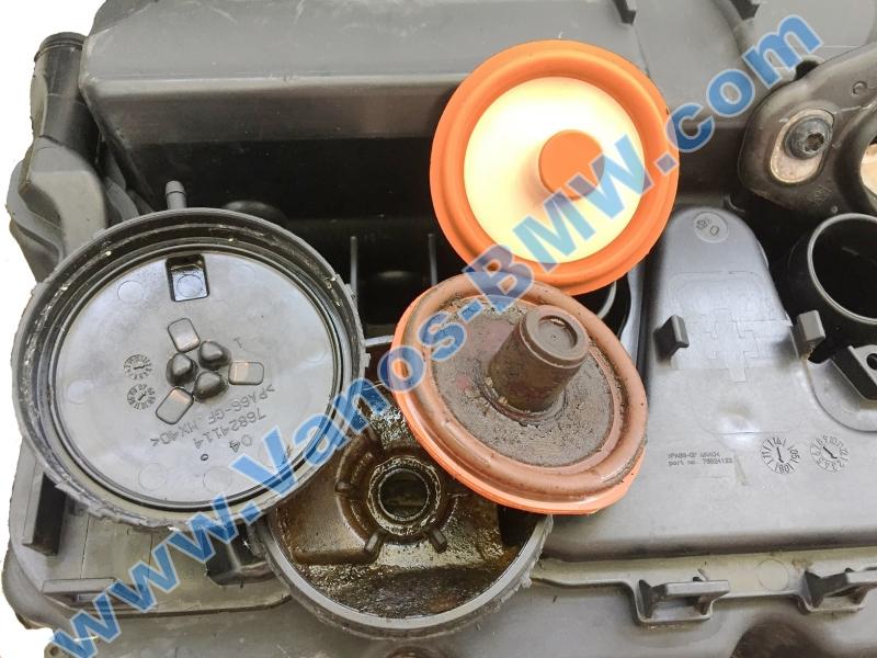 FAQ - Výměna membrány PCV u motorů N51,N52 a N53 | BMWklub sk