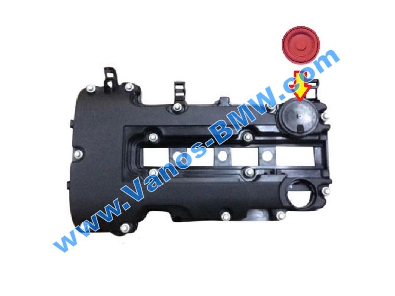 Diaphragm valve for crankcase ventilation Opel Engine A14XFL, A14NEL, A14NET, A14XEL, A12XEL, A12XER, A14XER, B14NEL, B14NET. A16XHT, A16XNT, A18XEL, A18XER, A20DT, A20DTH, A20DTL, A20DTR, Y20DTJ, Z20DTJ.
