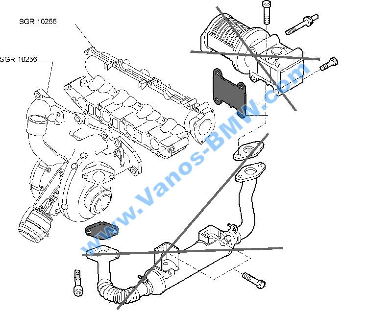 Vauxhall Opel Astra Vectra Zafira Saab 9-5 9-3 1.9 CDTI 150bhp ...