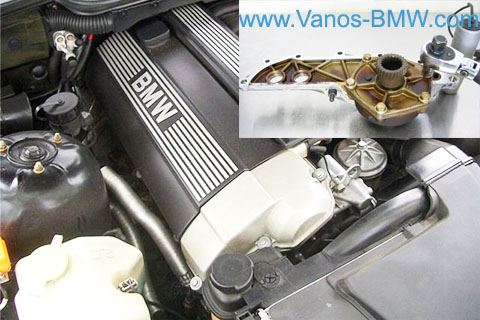 Bmw Vanos Repair Kit Vanos Repair Kit Bmw Vanos Seals Vanos Bmw Disa Bmw Other Repair Kit