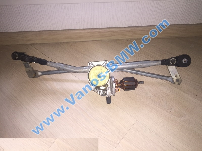 Gear motor wiper BMW X5 E70, Gear motor wiper X6 E71, 61617200510