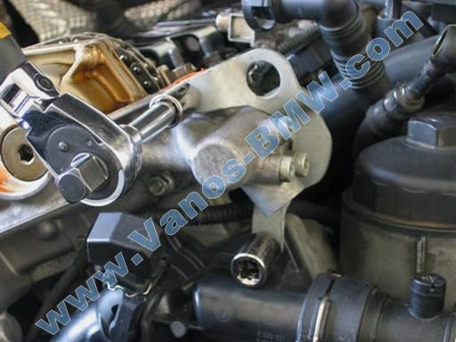 Installation manual Double Vanos 6-cyl (E46, E39) - Vanos