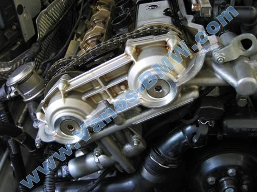 Installation manual Double Vanos 6-cyl (E46, E39) - Vanos