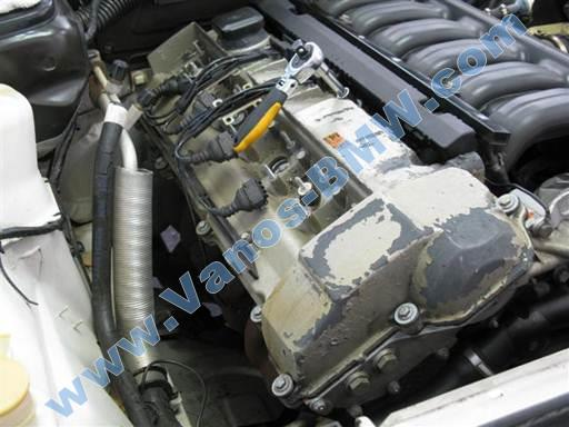 Installation manual 6-cylinder Single Vanos - Vanos BMW