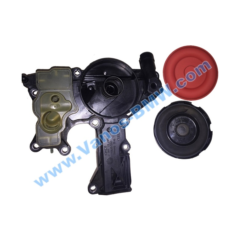 Porsche Boxster Engine Rattle: Diaphragm Separator VAG 06H103495AC