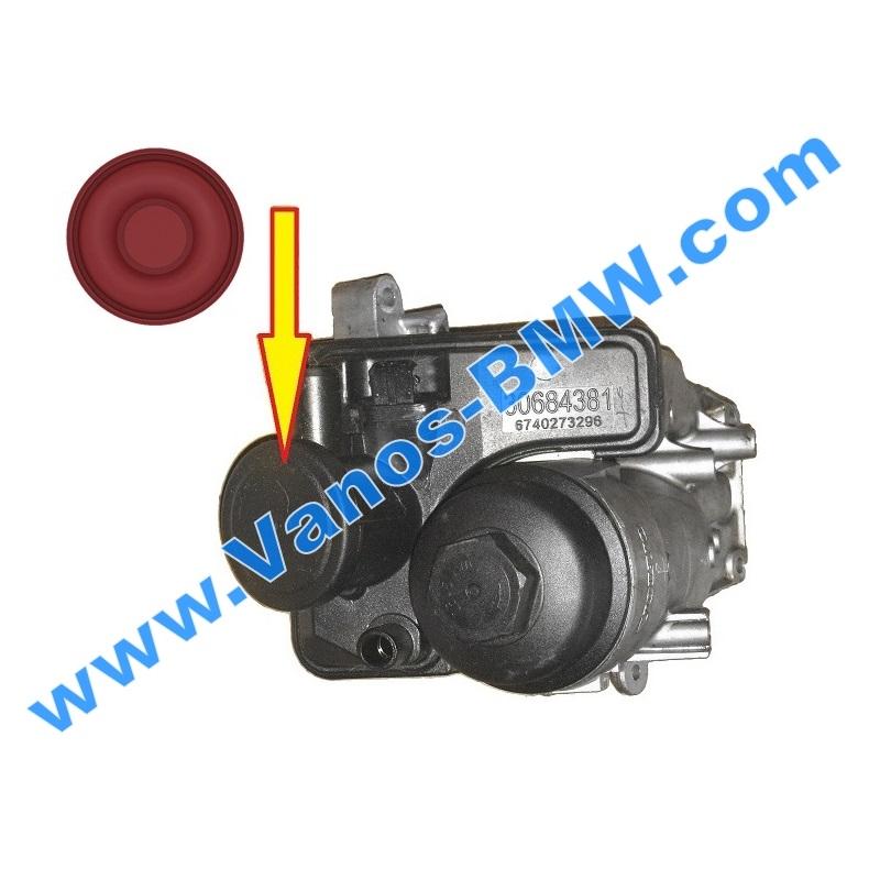 Porsche Boxster Engine Rattle: Membrane For VOLVO 30684381 Engine Oil Filter
