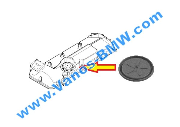 pcv m56, ccv m56, valve cover m56